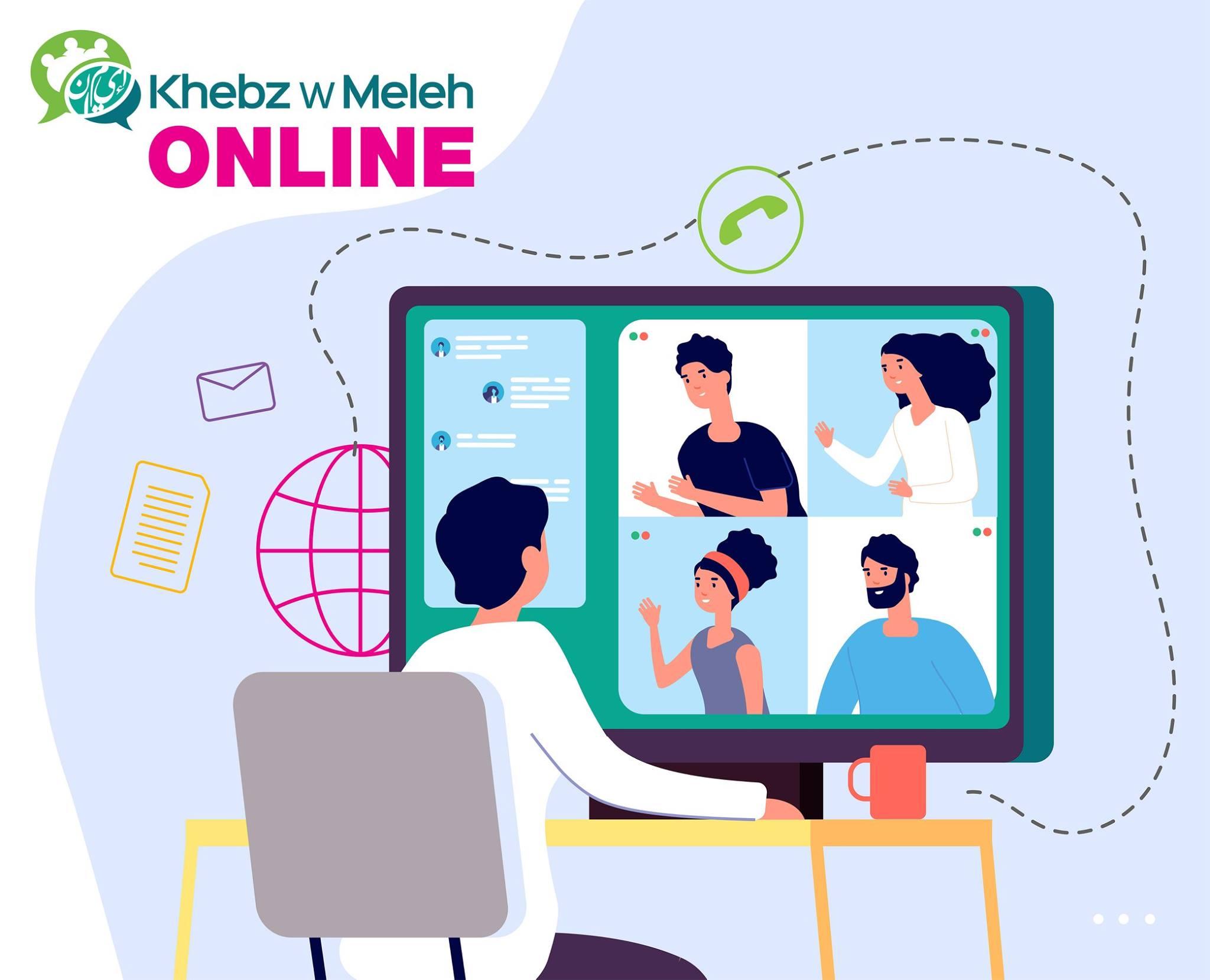 Khebz w Meleh Online